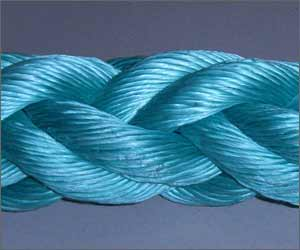 Polysteel 8-strand braided rope