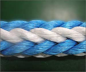 Polysteel 12-strand braided rope